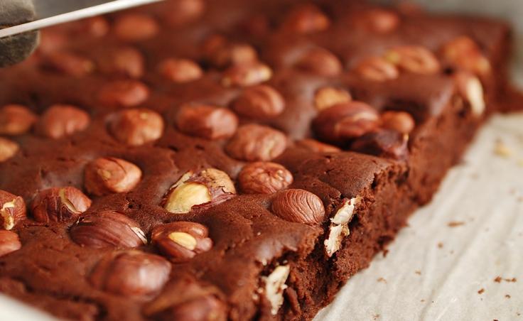 Ciasto czekoladowe z czerwoną fasolą2
