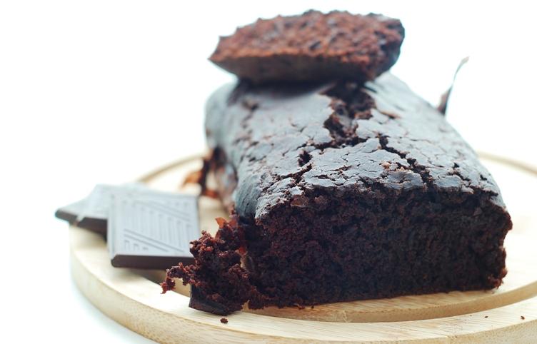 Wegańskie ciasto kakaowo-czekoladowe2